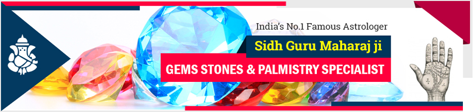 gemsstones and palmist specialist